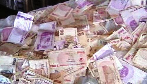 Inflace v Zimbabwe