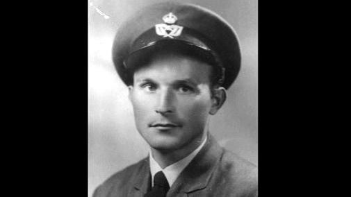 Mladý Čechoslovák ve službách britského letectva
