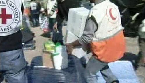 Humanitární pomoc pro Gazu