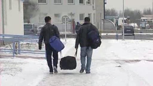 Mongolští dělníci