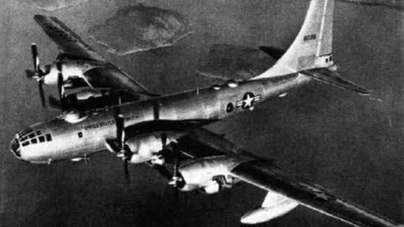 B-50 Superfortress - Lucky Lady II