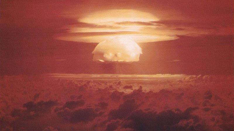 Výbuch bomby Castle Bravo
