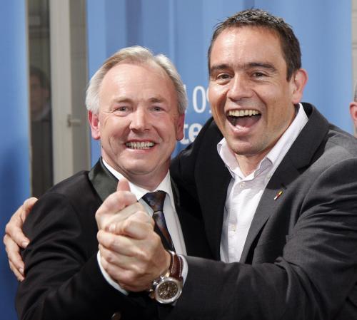 Gerhard Dörfler a Uwe Scheuch