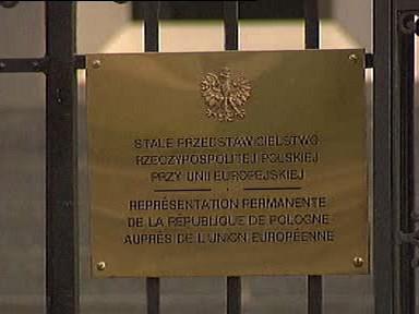 polské zastoupení EU v Bruselu