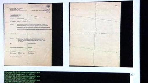 Program na rekonstrukci zničených dokumentů