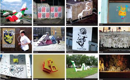 István Lékó: Street Art Praha