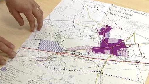 Plány na výstavbu logistického parku
