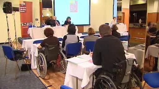 Evropské fórum zdravotně postižených