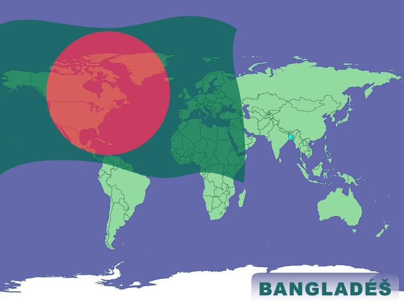 Bangladéš