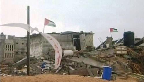 Poválečná Gaza