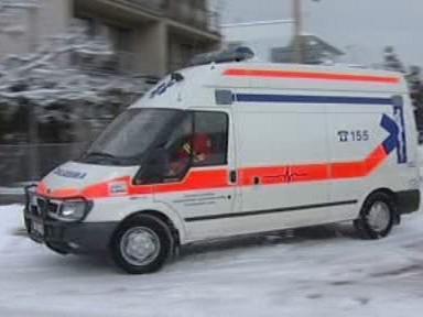 Vůz záchranné služby