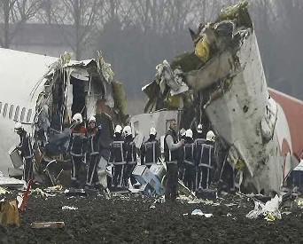 Trosky letadla