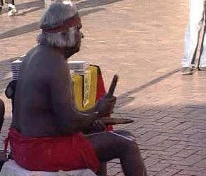 Původní obyvatel Austrálie