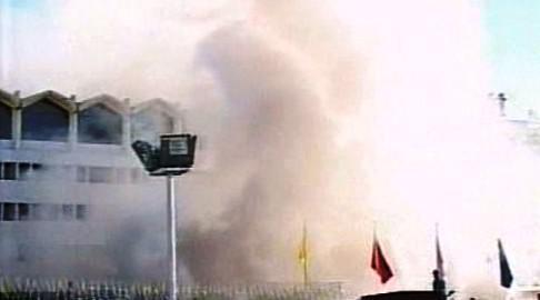 Požár hotelu Marriot
