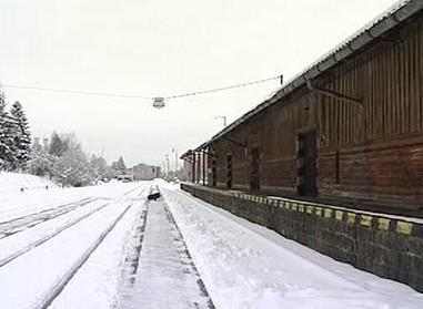 Českokrumlovské nádraží