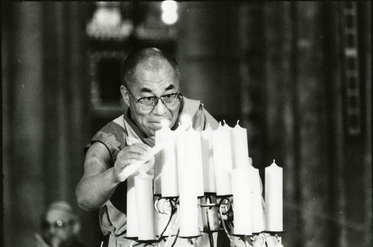 Hana Rysová: Návštěva dalajlamy