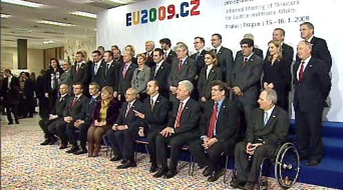Ministři vnitra EU