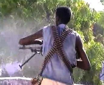 Somálský povstalec