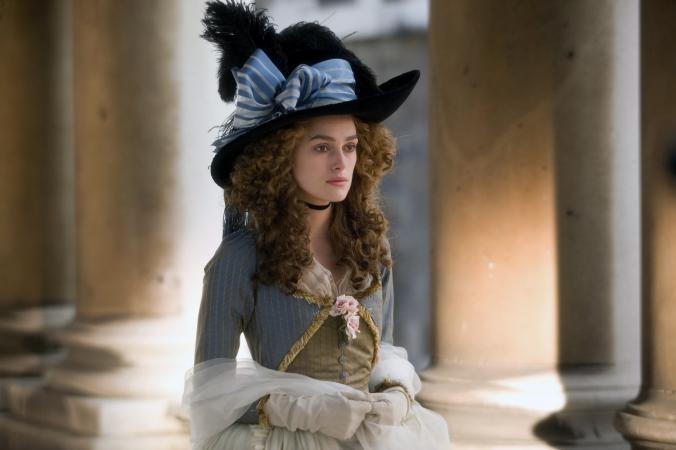 Vévodkyně z Devonshiru