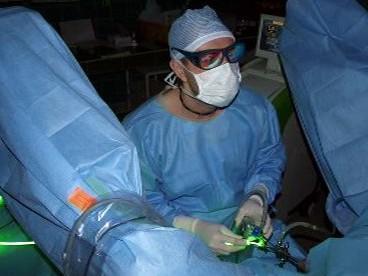Operace zeleným světlem