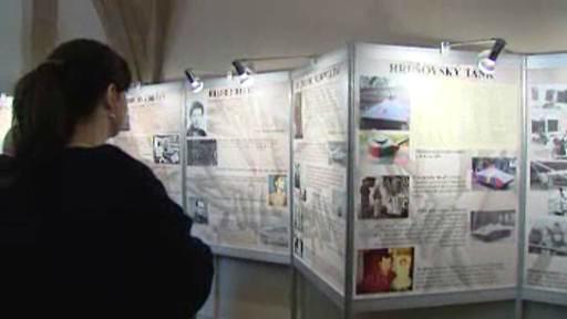 Výstava o třetím odboji v Senátu
