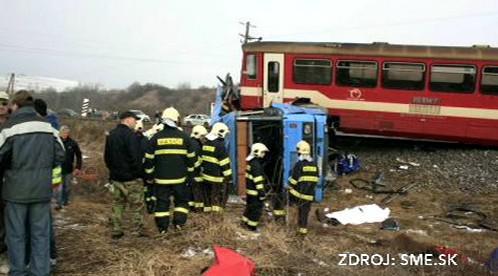 Nehoda u Polomky
