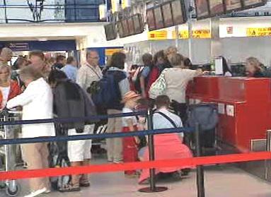 Odbavení na letišti
