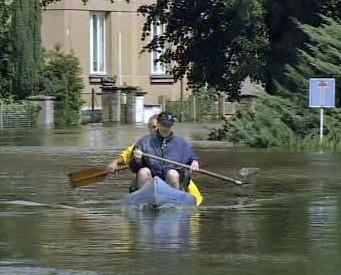Záplavy v Česku v roce 2002