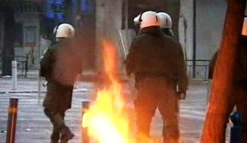 Situace v Aténách