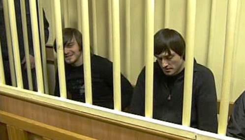 Muži obžalovaní z vraždy Politkovské