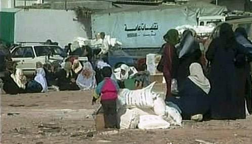 Humanitární dodávky do Gazy