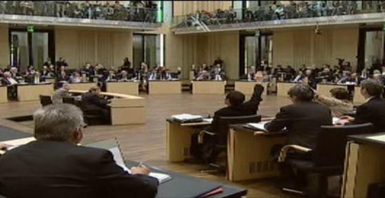 Hlasování Bundesrat
