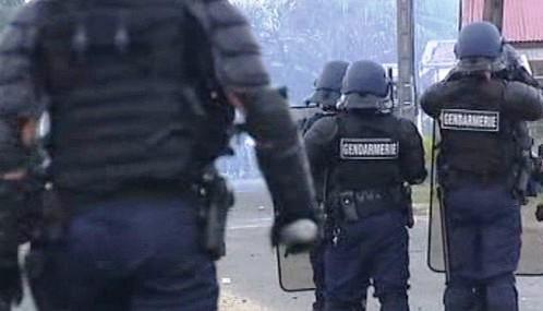 Policie na Guadeloupe