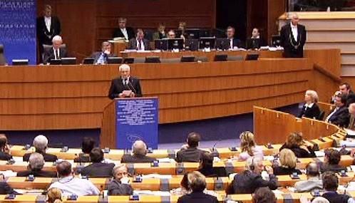 Projev Václava Klause