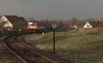 Motorový osobní vlak
