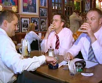 Kouření v restauracích a barech