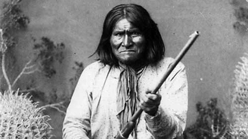 Náčelník Geronimo