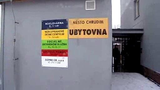 Chrudimská ubytovna
