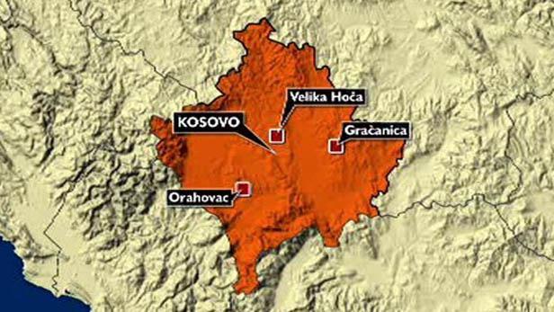 Uprchlické tábory v Kosovu
