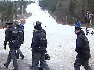 Policice v Liberci