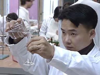 Student chemie