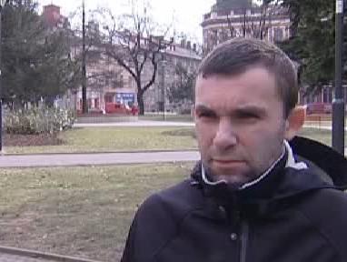 Novinář Miroslav Janovský