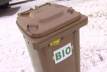 Popelnice na bioodpad