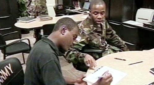 Nábor vojáků do armády USA