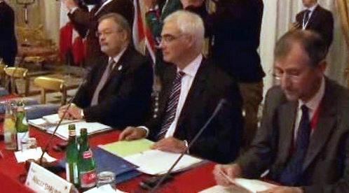 Summit G7 v Římě