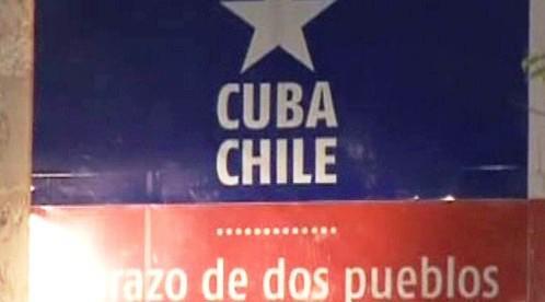 Spolupráce Kuby a Chile