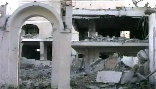Následky války v Gaze