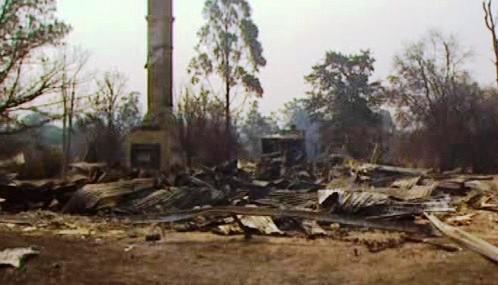 Následky rozsáhlých požárů v Austrálii