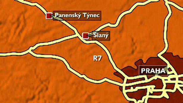 Tragická nehoda u Panenského Týnce
