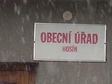 Obecní úřad Hosín